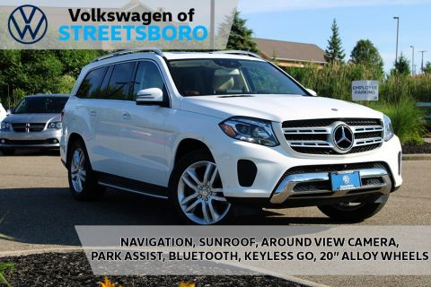 Pre-Owned 2017 Mercedes-Benz GLS GLS 450 4MATIC® 4D Sport Utility