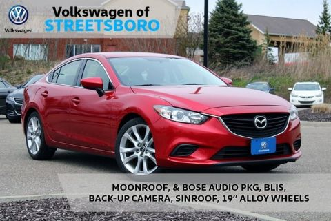 Pre-Owned 2015 Mazda6 i Touring FWD 4D Sedan