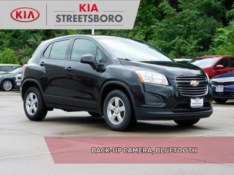 Pre-Owned 2016 Chevrolet Trax LS AWD 4D Sport Utility