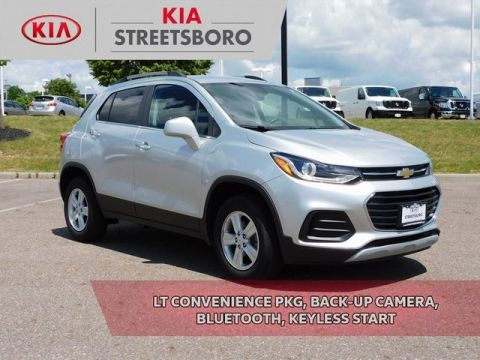Pre-Owned 2019 Chevrolet Trax LT AWD 4D Sport Utility