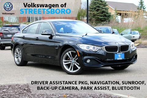 2017 BMW 4 Series 430i xDrive Gran Coupe