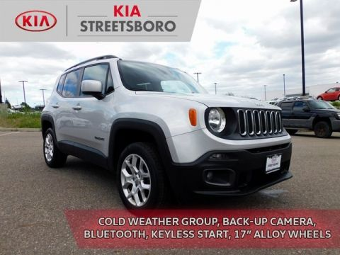 Pre-Owned 2015 Jeep Renegade Latitude 4WD 4D Sport Utility